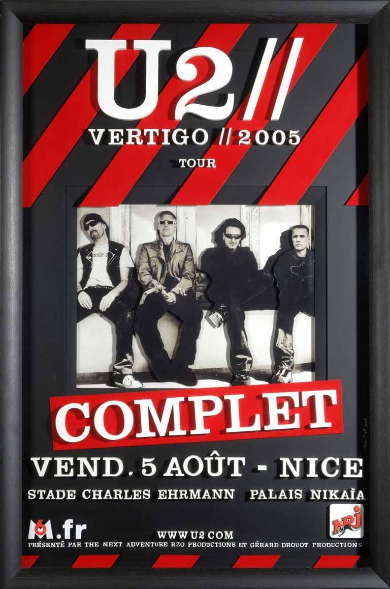 U2 / Vertigo