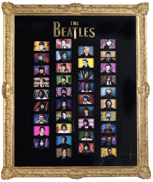 The Beatles - Biophotoportrait